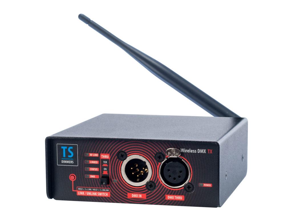 Wireless DMX TX TS Dimmers