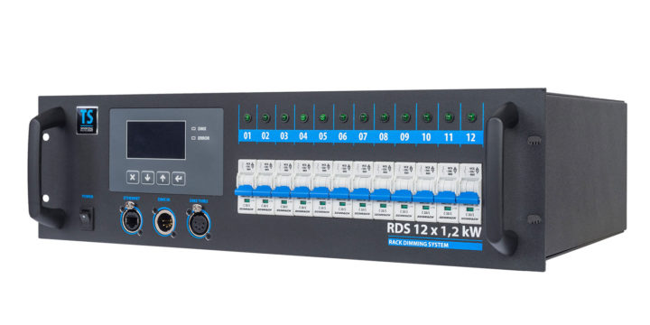 RDS 12 x 1,2kW