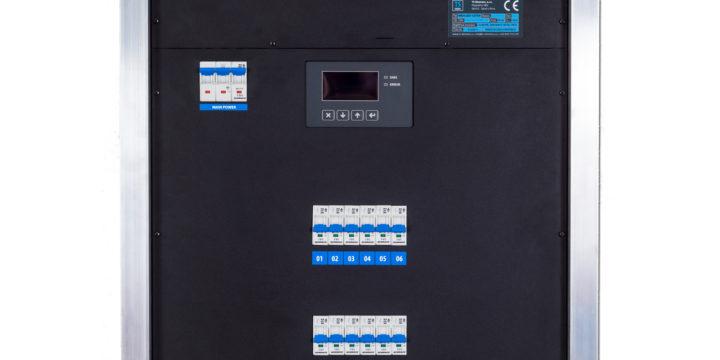 WDS LED 12 x 700 kW